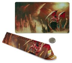 Dragon Shield: Playmat Rubis
