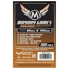 100 ct Magnum Card Sleeves (65 x 100mm)