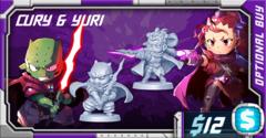 Starcadia Quest: Cury & Yuri