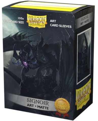 Dragon Shield: Signoir Art Matte