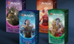 2020 Challenger Decks - All 4 - Free Entry to the Challenger $1k!