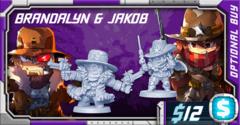 Starcadia Quest: Brandalyn & Jakob