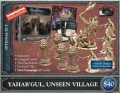Bloodbourne: Yahar'gul, Unseen Village