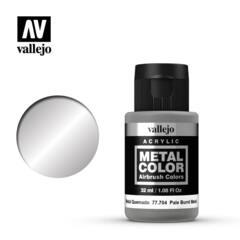 Vallejo Acrylic - Metal Color - Pale Burnt Metal