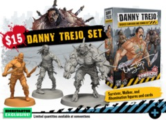 Zombicide 2nd Edition: Danny Trejo Set