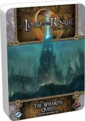 The Lord of the Rings LCG: The Wizard's Quest