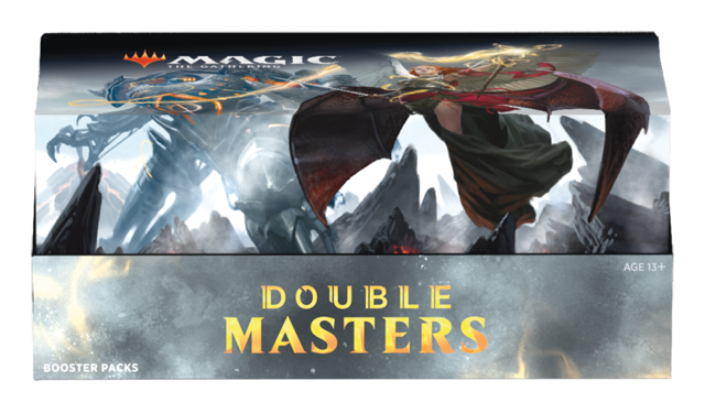 Double Masters Booster Box + 2x Buy a Box Promo!