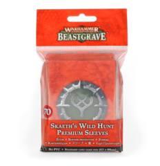Warhammer Underworlds Beastgrave Skaeth's Wild Hunt Premium Sleeves (70)