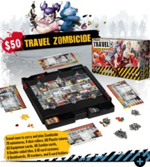 Zombicide 2nd Edition: Travel Zombicide