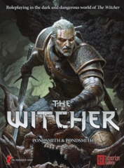 The Witcher RPG: Rule Book