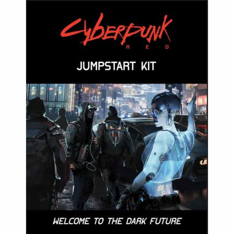 Cyberpunk Red - Jumpstart Kit