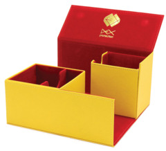 Creation Line Deck Box: Large - Yellow