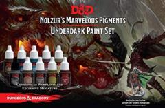 D&D Nolzurs Marvelous Pigments - Underdark Paint Set