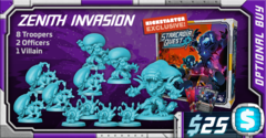 Starcadia Quest: Zenith Invasion