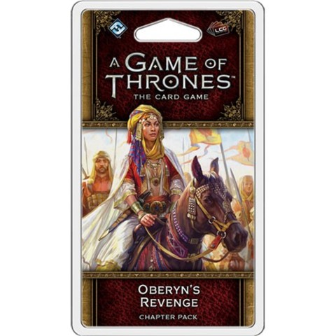 A Game of Thrones LCG: Oberyns Revenge