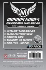 Sleeves: Premium Magnum Silver Sleeves 70mm x 110mm (Lost Cities)(50)