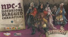 Zombicide: NPC #1 Notorious Plagued Characters