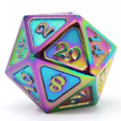 Dire d20 - Mythica Scorched Rainbow
