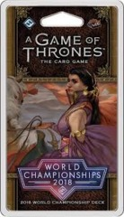 A Game of Thrones LCG: World Championships 2018