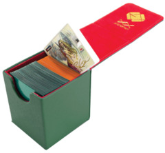 Creation Line Deck Box: Small - Green