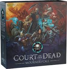 Court of the Dead: Mourner's Call