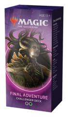 Challenger Decks 2020 - Final Adventure - Free Entry to the Challenger $1k!