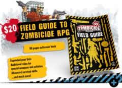 Zombicide 2nd Edition: Field Guide to Zombicide RPG
