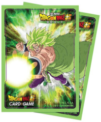 Dragon Ball Super: Standard Size Deck Protector Set 4 - Broly (65)