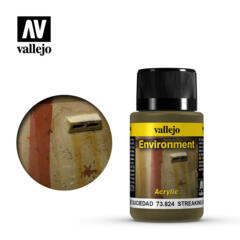 Vallejo Acrylic - Environment - Streaking Grime
