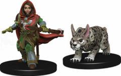 Wardlings: Girl Ranger & Lynx