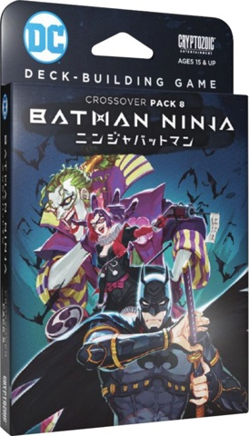 DC Comics DBG: Crossover Pack 8 - Batman Ninja