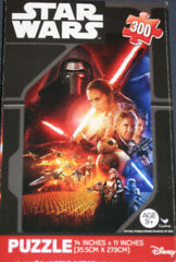 Star Wars Puzzle Force Awakens