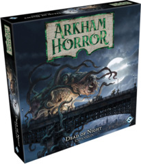Arkham Horror 3rd Edition - Dead of Night Expansion