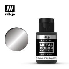 Vallejo Acrylic - Metal Color - Gunmetal Grey