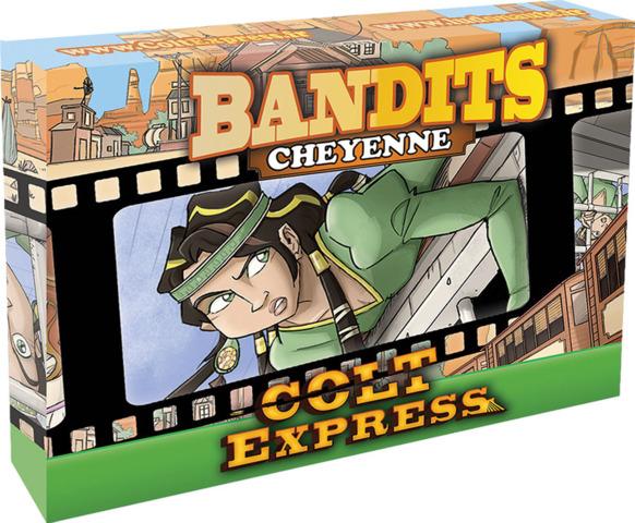 Colt Express: Bandit Pack - Cheyenne Expansion