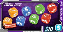 Starcadia Quest: Crew Dice