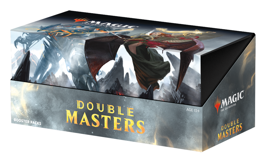 Double Masters Case (4 Boxes) + 8x Buy a Box Promo!
