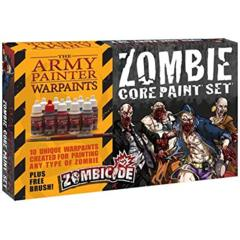 Zombie Core Paint Set