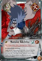 Sasuke Uchiha - N-US123 - Super Rare - Unlimited Edition - Foil