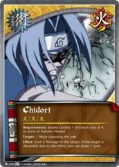 Chidori - J-976 - Rare - Unlimited Edition - Foil