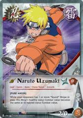 Naruto Uzumaki - N-256 - FOIL - PROMO