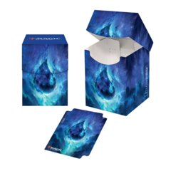 CELESTIAL ISLAND 100+ DECK BOX FOR MAGIC: THE GATHERING