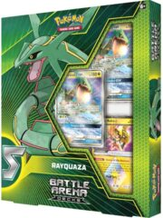 Battle Arena Decks: Rayquaza GX
