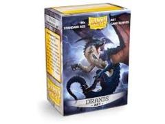 Dragon Shield Sleeves: Art Classic Draxis (Box Of 100)
