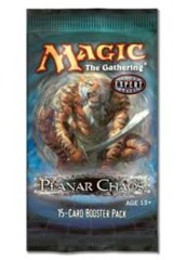 Planar Chaos booster pack - French