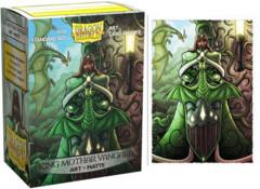 Dragon Shield Sleeves: Art Matte - King Mothar Vanguard Portrait