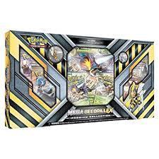 Mega Beedrill-EX Premium Collection Box