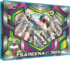 Pokemon Tsareena-Gx Box