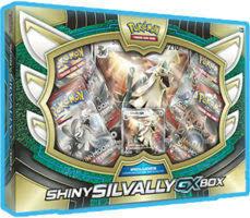 Shiny Silvally Gx Box