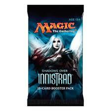 Shadows over Innistrad Booster Pack - English